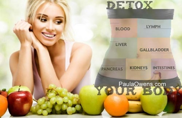 Smart, Safe & Simple Daily Detox Tips - Paula Owens, MS