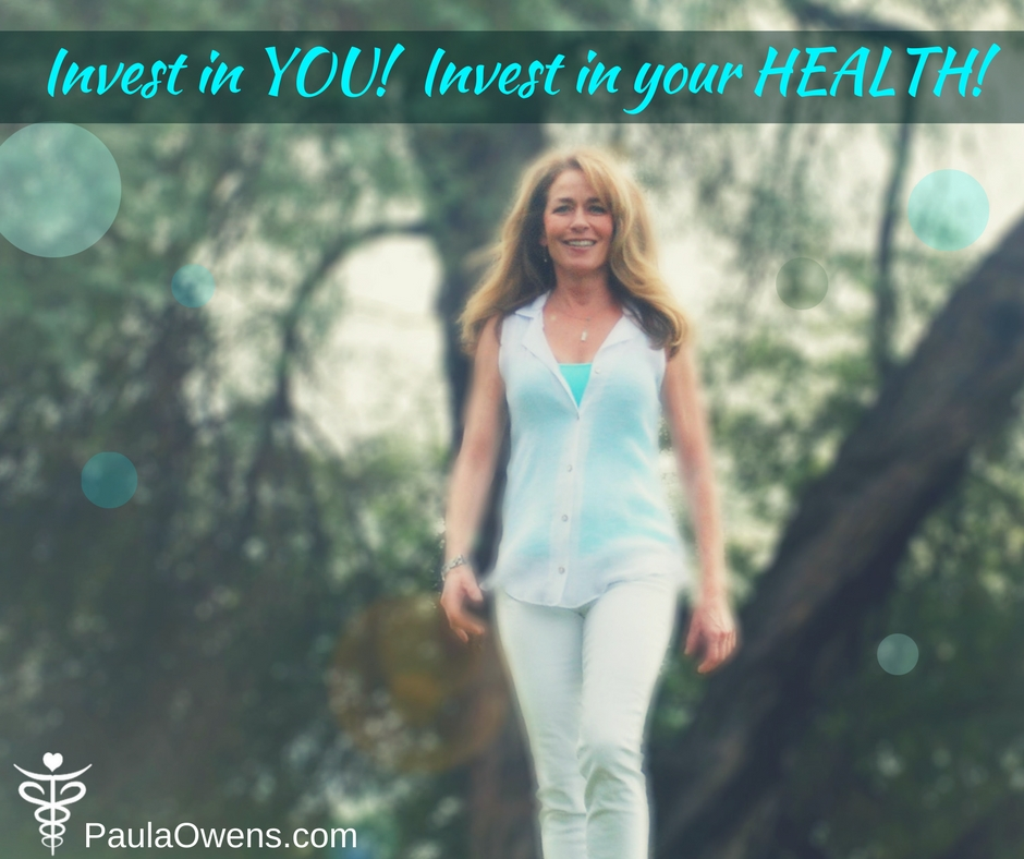 Paula Owens, MS - Holistic Nutritionist and Functional Health Practitioner